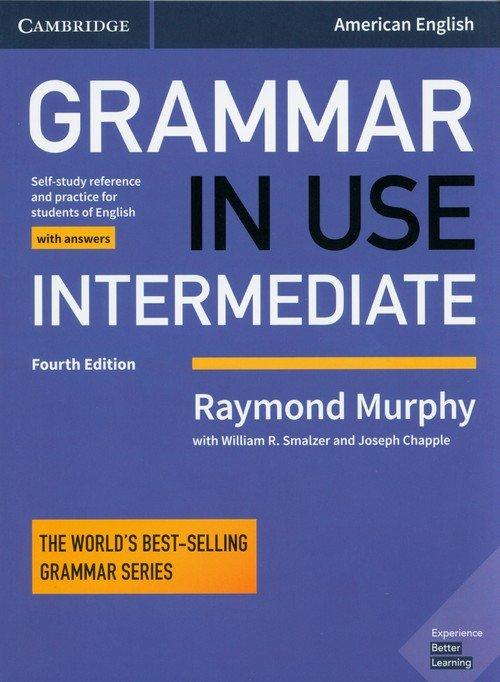 Grammar in Use Intermediate Students - okładka podręcznika