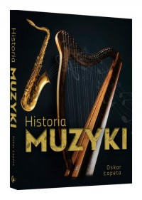Historia Muzyki - okładka książki