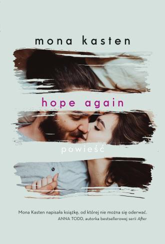 Hope again - okładka książki