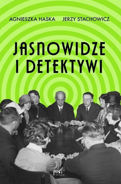 Jasnowidze i detektywi - okładka książki