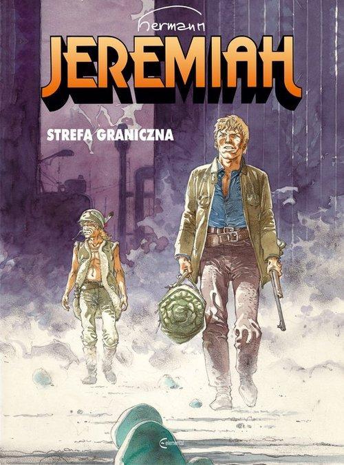 Jeremiah - 19 - Strefa graniczna - okładka książki