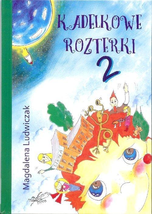 Kadelkowe rozterki 2 - okładka książki