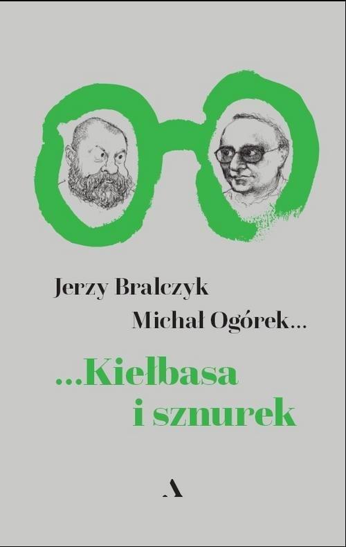 Kiełbasa i sznurek - okładka książki