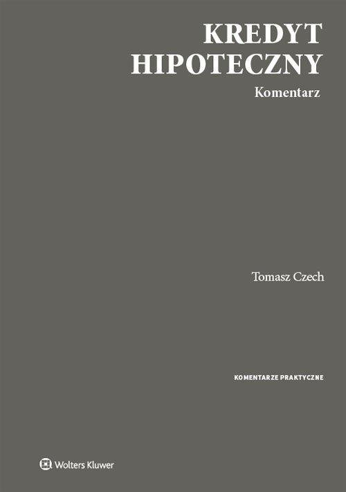 Kredyt hipoteczny Komentarz - okładka książki