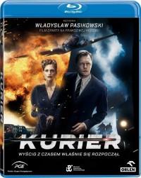Kurier (Blu Ray) - okładka filmu