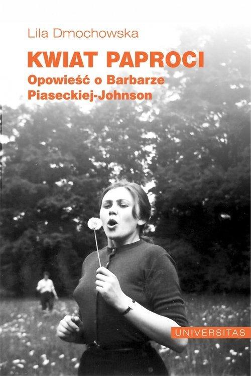 Kwiat paproci - okładka książki