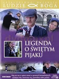 Legenda o Świętym Pijaku (DVD) - okładka filmu