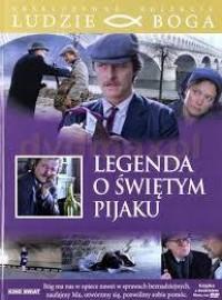 Legenda o Świętym Pijaku (DVD) - Ermanno Olmi - okładka filmu