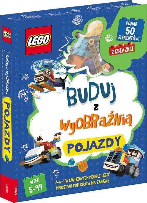 Lego Iconic Buduj z wyobraźnią - zdjęcie zabawki, gry