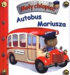 Mały chłopiec. Autobus Mariusza - okładka książki