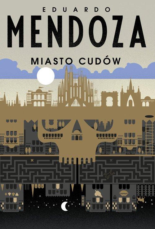 Miasto cudów - okładka książki
