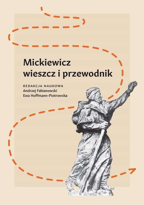 Mickiewicz - wieszcz i przewodnik - okładka książki
