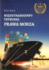 Międzynarodowy Trybunał Prawa Morza - okładka książki