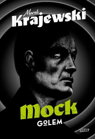 Mock Golem - okładka książki