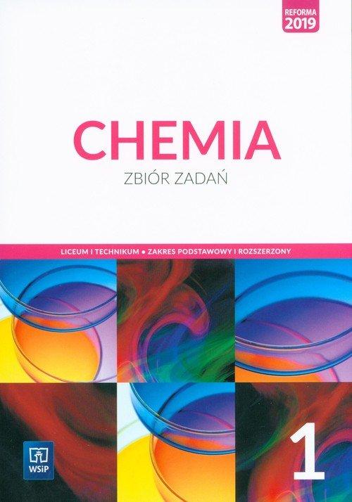 Chemia. Zbiór zadań 1. Liceum i - okładka podręcznika