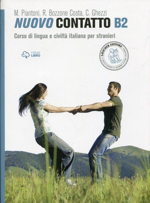 Nuovo Contatto B2. Podręcznik z - okładka podręcznika