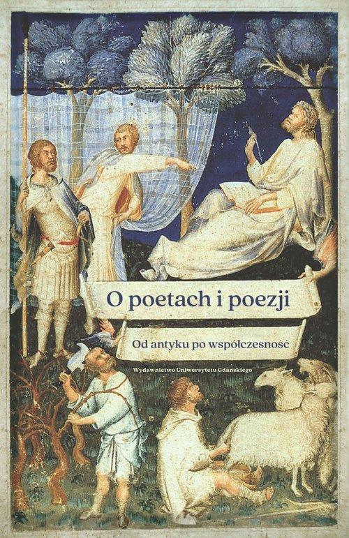 O poetach i poezji. Od antyku po - okładka książki