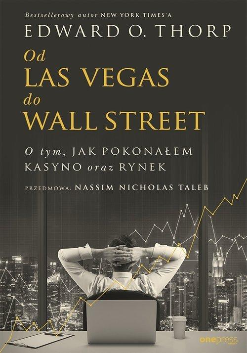 Od Las Vegas do Wall Street. O - okładka książki