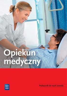 Opiekun medyczny. Podręcznik do - okładka książki