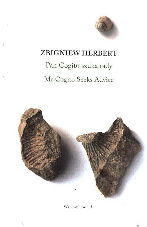 Pan Cogito szuka rady/ Mr Cogito - okładka książki