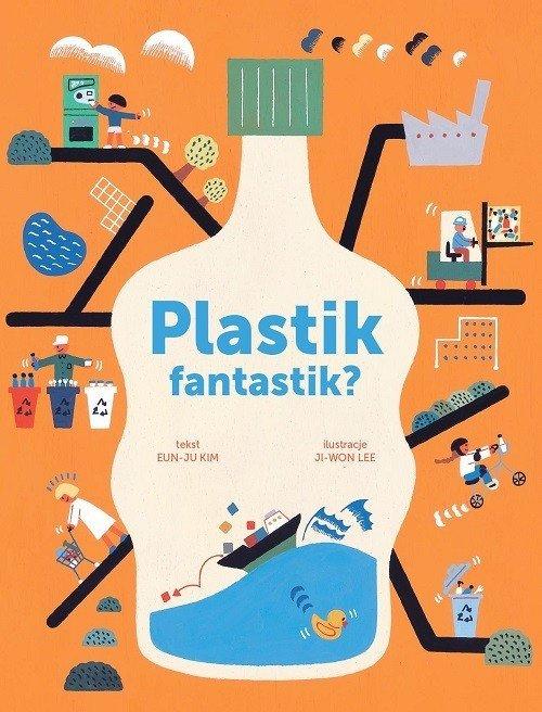 Plastik fantastik? - okładka książki