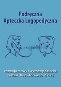 Podręczna Apteczka Logopedyczna - okładka książki