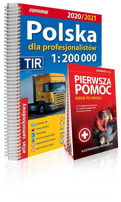 Polska dla profesjonalistów 1:200 - okładka książki