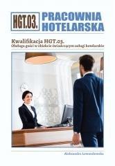 Pracownia Hotelarska. Kwalifikacja - okładka podręcznika