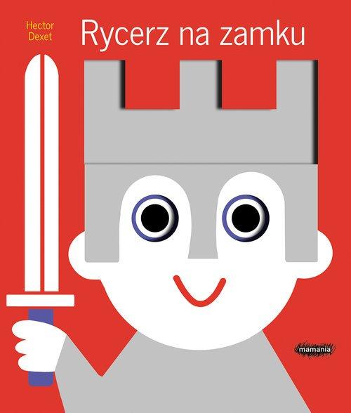 Rycerz na zamku - okładka książki