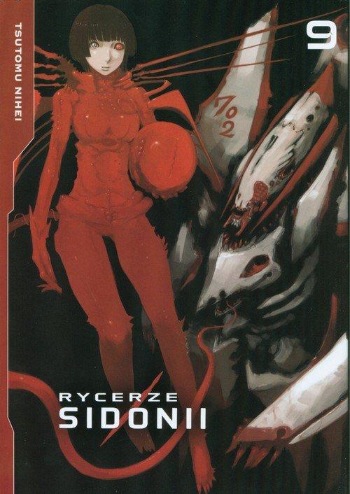Rycerze Sidonii 09 - okładka książki