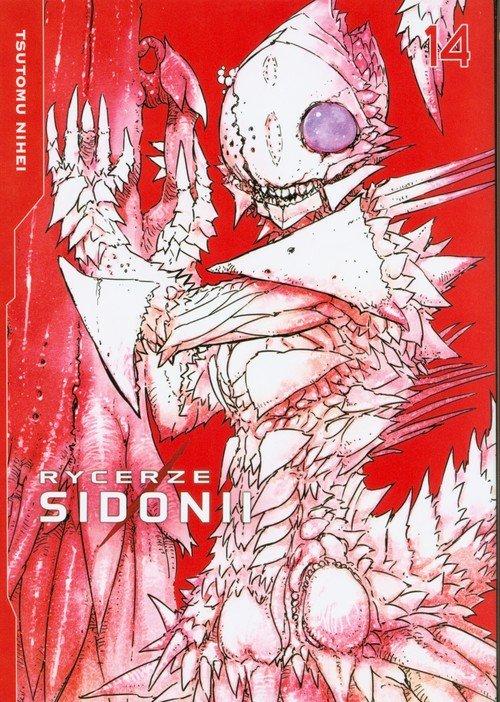 Rycerze Sidonii 14 - okładka książki