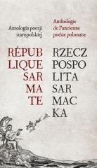 Rzeczpospolita Sarmacka. Republique - okładka książki