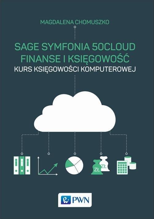 Sage Symfonia 50cloud. Finanse - okładka książki