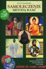 Samoleczenie metodą B.S.M. (książka - okładka książki