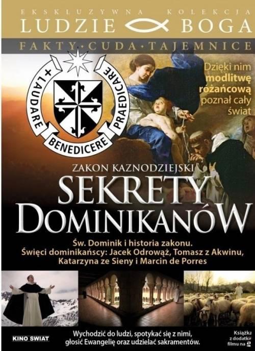 Sekrety Dominikanów (DVD) - okładka filmu