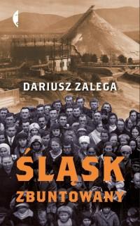 Śląsk zbuntowany - okładka książki