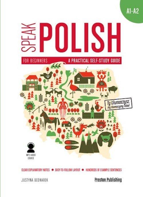 Speak Polish 1 A practical self-study - okładka podręcznika