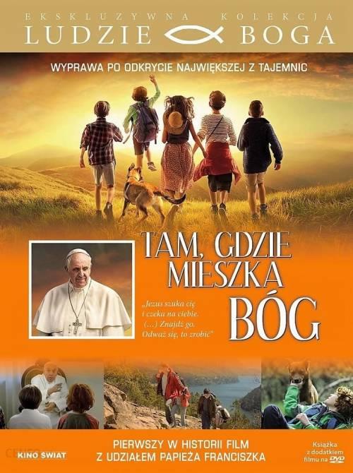 Tam, gdzie mieszka Bóg (DVD) - okładka filmu