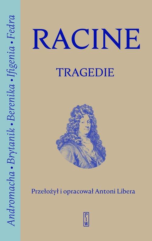 Tragedie - okładka książki