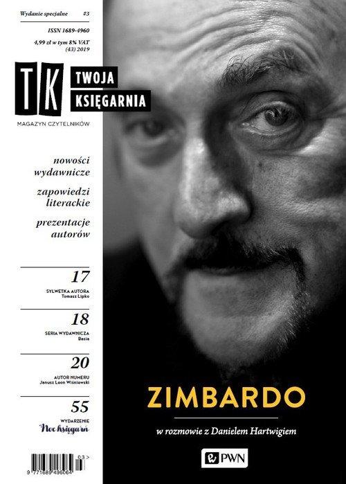 Twoja Księgarnia 3/2019 (43) - okładka książki