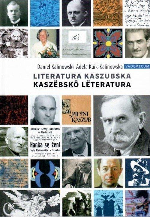 Vademecum Kaszubskie - Literatura - okładka książki