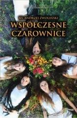 Współczesne czarownice - okładka książki