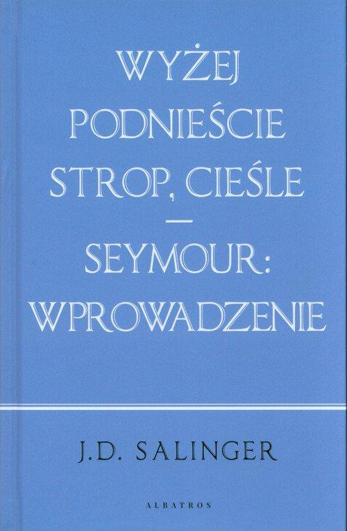 Wyżej podnieście strop cieśle / - okładka książki