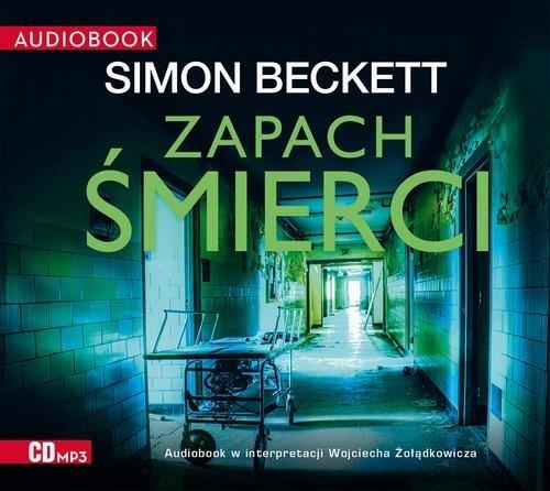 Zapach śmierci - pudełko audiobooku