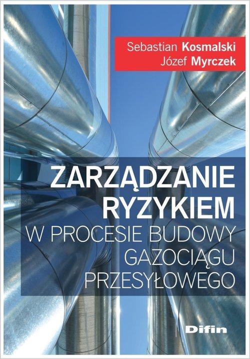 Zarządzanie ryzykiem w procesie - okładka książki