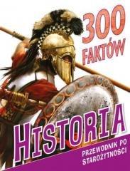 300 faktów. Historia - okładka książki