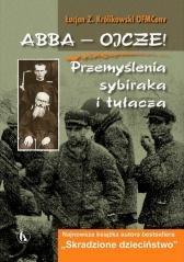 Abba - Ojcze! Przemyślenia sybiraka - okładka książki