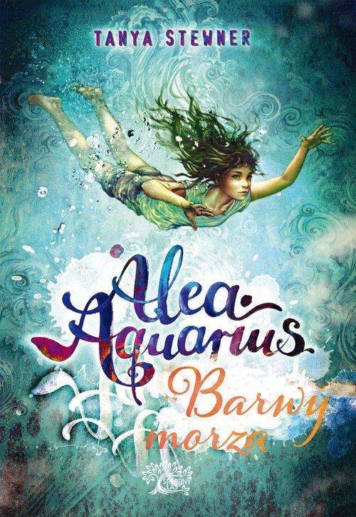 Alea aquarius. Barwy morza - okładka książki