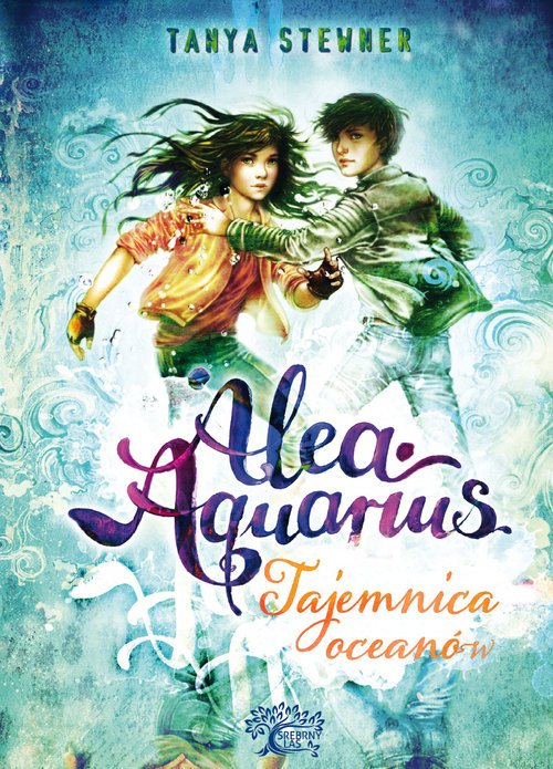 Alea aquarius. Tajemnice oceanów - okładka książki