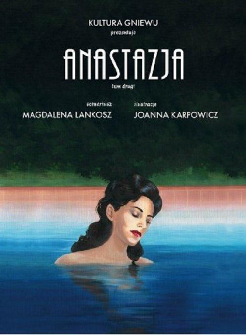 Anastazja. Tom 2 - okładka książki